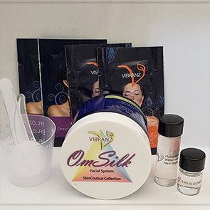OmSilk Facial - Mint Matrix