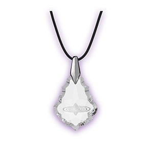Swarovski Crystal (Pendant ONLY no CORD)